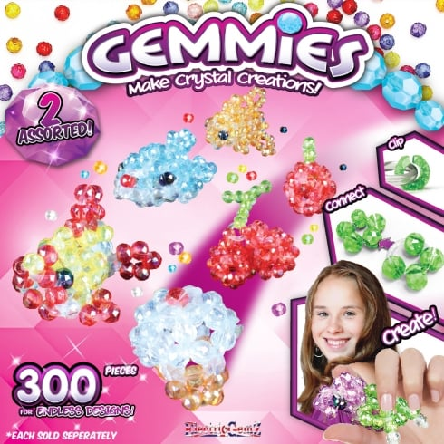 Gemmies Underwater Activity Pack