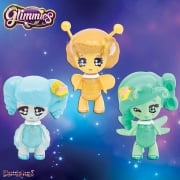 Glimmies Rainbow Friends Triple Pack - Abella Lentice Librille