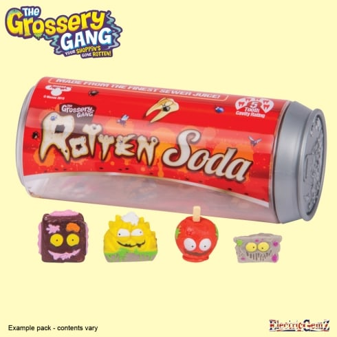 Grossery Gang Series 2 Soda Can