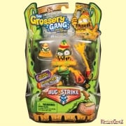 Grossery Gang Series 4 Bug Strike - Special Attack Putrid Pizza