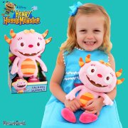 Henry Hugglemonster 25cm Talking Summer Plush