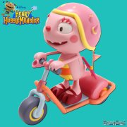 Henry Hugglemonster Summer's Super Scooter