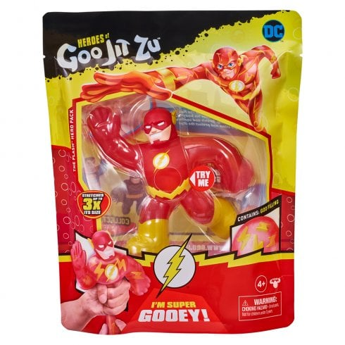 Heroes of Goo Jit Zu DC Superheroes - The Flash