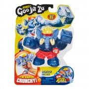 Heroes of Goo Jit Zu - Super Crunchy Water Blast Attack Gigatusk Hero Pack