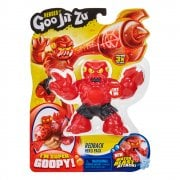 Heroes of Goo Jit Zu - Super Goopy Water Blast Attack Redback Hero Pack