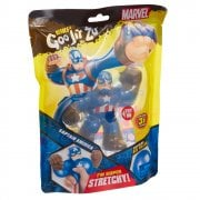Heroes of Goo Jit Zu Superheroes - Super Stretchy Captain America