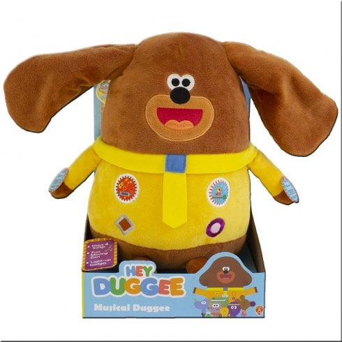 Hey Duggee 25cm Musical Soft Toy