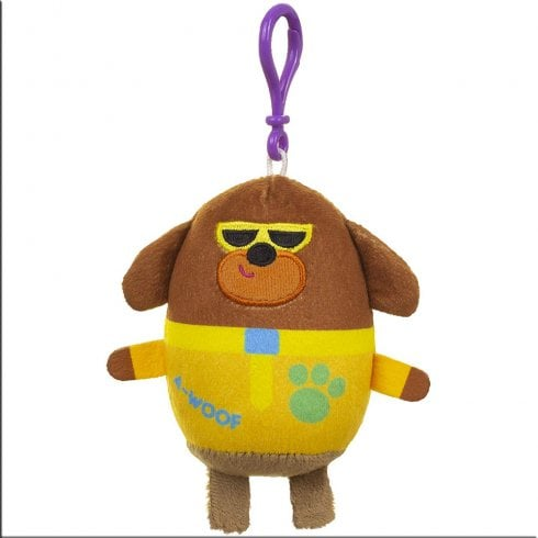 Hey Duggee Clip-On Soft Toy - A-Woof