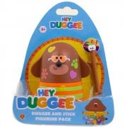 Hey Duggee - Duggee and Stick Figurine Pack
