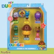 Hey Duggee - Duggee and the Squirrels Figurine Pack