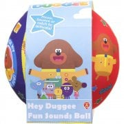 Hey Duggee Fun Sounds Ball