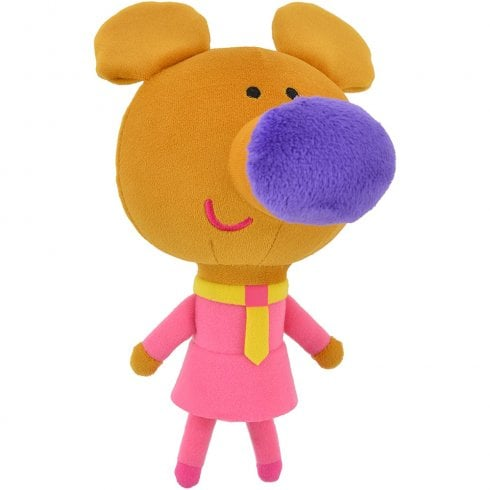 Hey Duggee Squirrel Club Soft Toys - 20cm Talking Norrie the Mouse