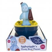 In the Night Garden Igglepiggles Floaty Boat Playset