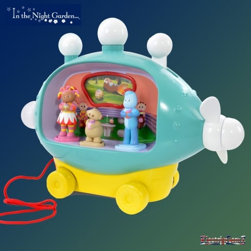 In the Night Garden Musical Activity Pinky Ponk TV & Movie Character