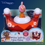 In the Night Garden Press and Go Vehicles - Ninky Nonk