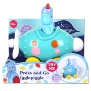 In the Night Garden Press and Go Vehicles - Pinky Ponk