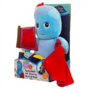 In the Night Garden Soft Igglepiggle with Wind Up Musical Boat