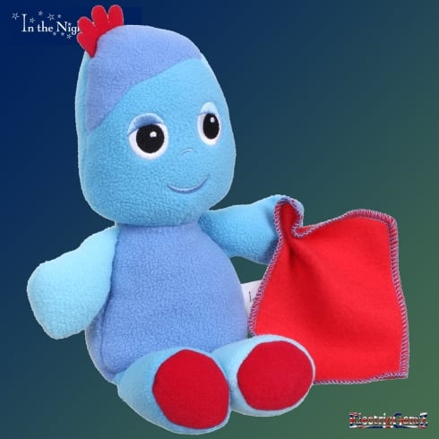 In the Night Garden Talking Softies - 23cm Igglepiggle