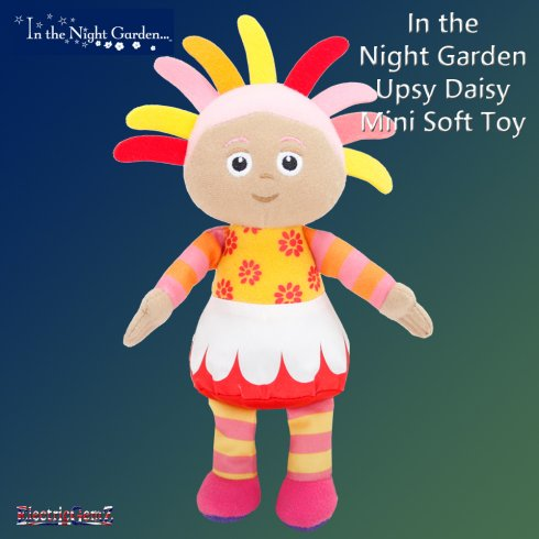 In the Night Garden Upsy Daisy Mini Soft Toy