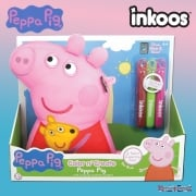 Inkoos Colour 'n' Create Peppa Pig
