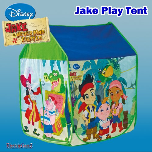 Jake and the Never Land Pirates Play Tent