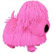 Jiggly Pets Walking Jiggling Tail Wagging Pups - Pink