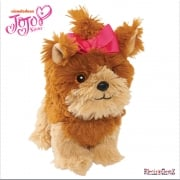 JoJo Siwa Bow Bow Plush with Pink Bow