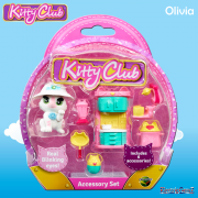 Kitty Club Accessory Pack - Chef Olivia