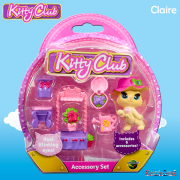 Kitty Club Accessory Pack - Florist Claire
