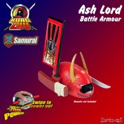 Kung Zhu Samurai Battle Armour Ash Lord