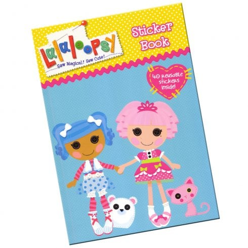 Lalaloopsy Sticker Book