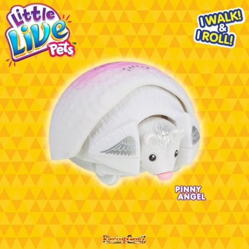 Little Live Pets Hedgehog - Pinny Angel