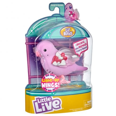 Little Live pets Lil' Birds - Heart Beams
