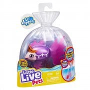 Little Live Pets Lil' Dippers Series 1 - Purple Seaqueen