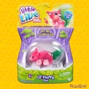 Little Live Pets Lil' Fluffy Fox - Foxberry