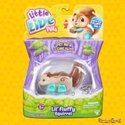 Little Live Pets Lil' Fluffy Squirrel - Donutty