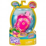 Little Live Pets Lil' Turtle Series 8 - Pink Laila