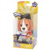 Little Live Pets OMG Series 3 Pets Got Talent - Pop Diva