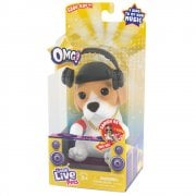 Little Live Pets OMG Series 4 Pets Got Talent - Dj Pup with Headphones