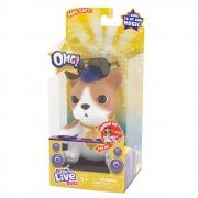 Little Live Pets OMG Series 4 Pets Got Talent - Hip Hop