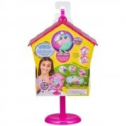 Little Live Pets Sweet Tweets S10 Bird House & Bird - Pippa Peeps