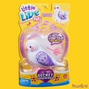 Little Live Pets Tweet Talking Birds Series 7 Secret Songbirds - Princess Whispers