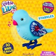Little Live Pets Tweet Talking Birds - Starkles