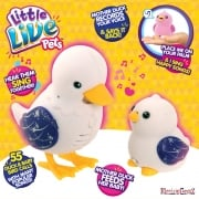 Little Live Pets Tweet Talking Duck and Baby - Sparkle Family