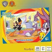 Looney Tunes Bugs & Daffy 100 Piece Jigsaw Puzzle
