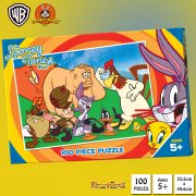 Looney Tunes Characters 100 Piece Jigsaw Puzzle