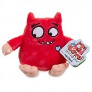 Love Monster Mini Plush Soft Toy - Love Monster