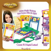 Magi-Pics Letter Maker Starter Stationery Kit