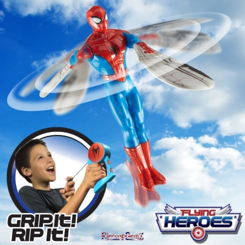 Marvel Ultimate Spider-Man Flying Heroes