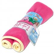 Me to You Tatty Teddy Me To You Dress Up Tatty Puppy Outfit - Pink BFF Blanket